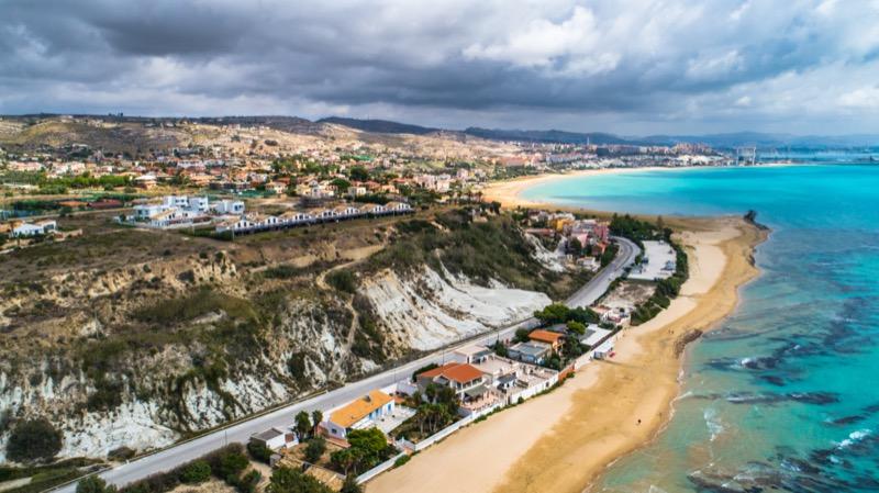 Olaszország   Szicília, Realmonte sóbányája - OTP Travel Utazási Iroda