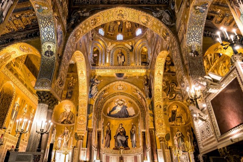 Olaszország | Szicília, Cappella Palatina - OTP Travel Utazási Iroda