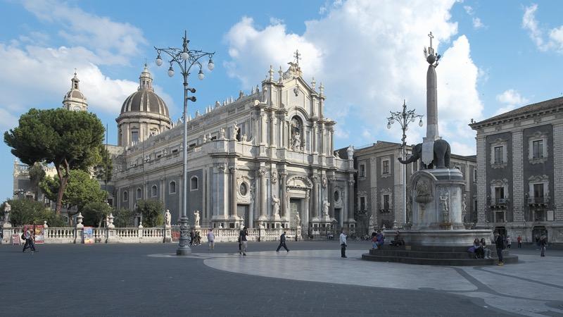 Olaszország | Szicília, Szent Agatha-székesegyház, Catania - OTP Travel Utazási Iroda