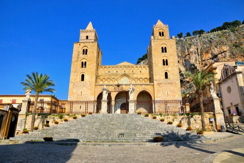 Olaszország | Szicília, Cefalù székesegyház - OTP Travel Utazási Iroda