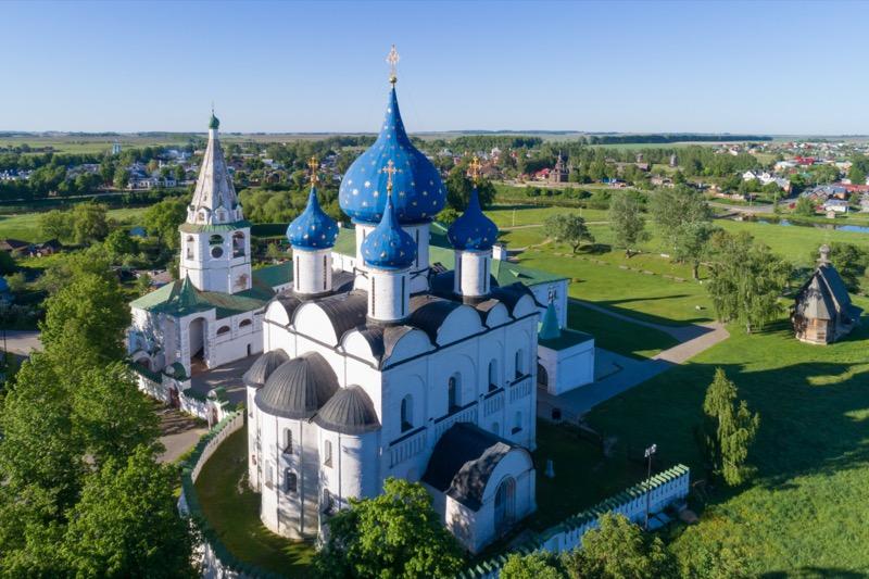 Oroszország | Moszkva | Suzdal | Arany Gyűrű - OTP Travel Utazási Iroda