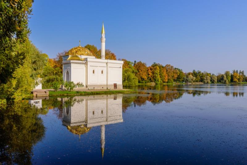 Oroszország | Szentpétervár | Látogasson el egy helyi fürdőbe - OTP Travel Utazási Iroda