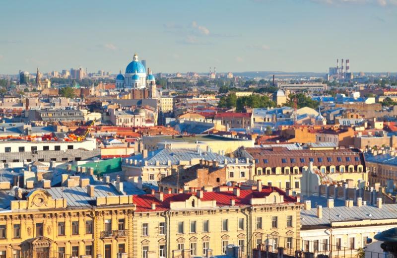 Oroszország | Szentpétervár | Járja be Szentpétervár háztetőit! - OTP Travel Utazási Iroda
