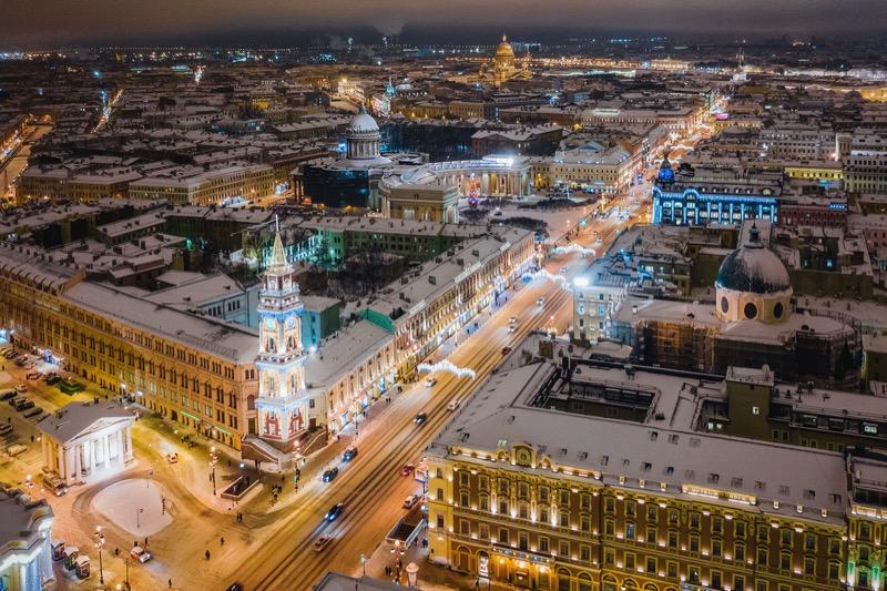 Oroszország | Szentpétervár | Töltse az éjszakát Dumskaján! - OTP Travel Utazási Iroda