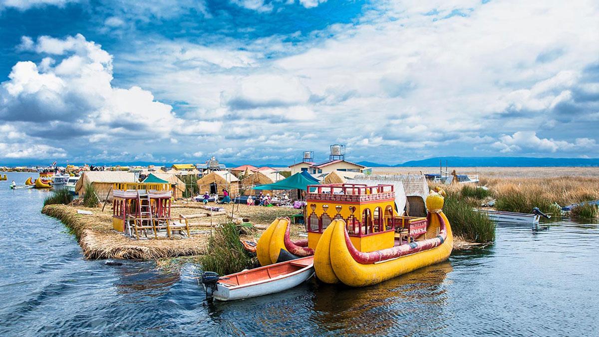 Bolívia és Peru - A Titicaca-tó úszó szigetei | OTP Travel utazási iroda