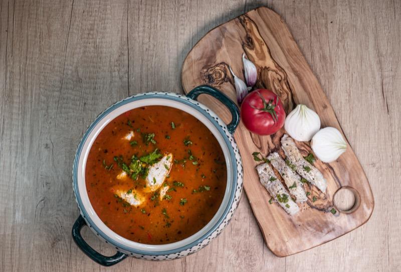 Portugál ételek | caldeirada - OTP Travel Utazási Iroda