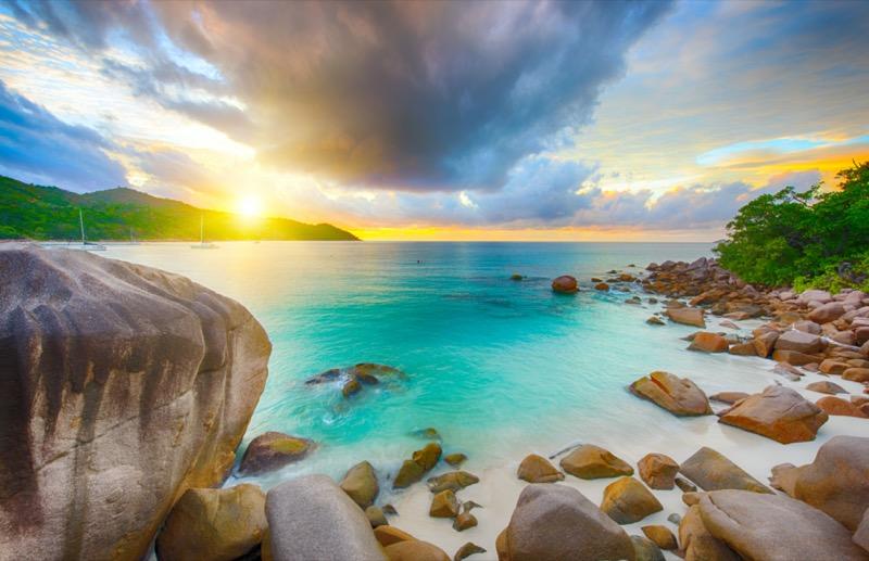 Seychelle-szigetek | Anse Lazio - OTP Travel Utazási Iroda