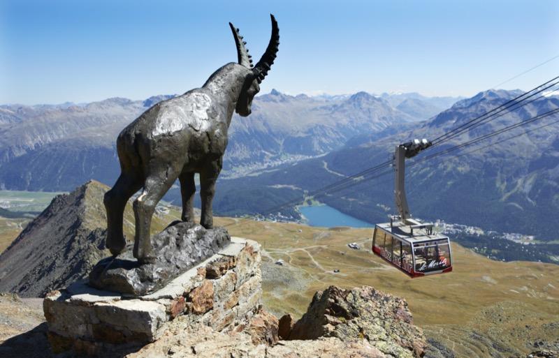 Svájc, St. Moritz, Piz Nair - OTP Travel Utazási Iroda
