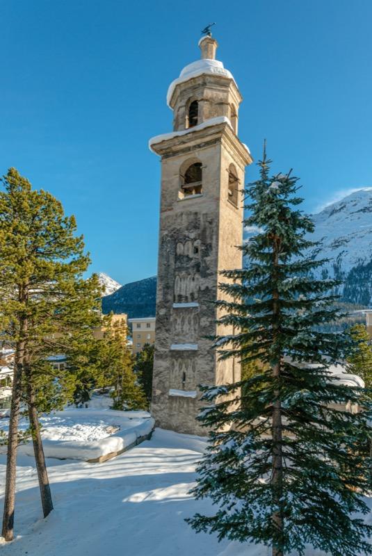 Svájc, St. Moritz, Ferde torony - OTP Travel Utazási Iroda