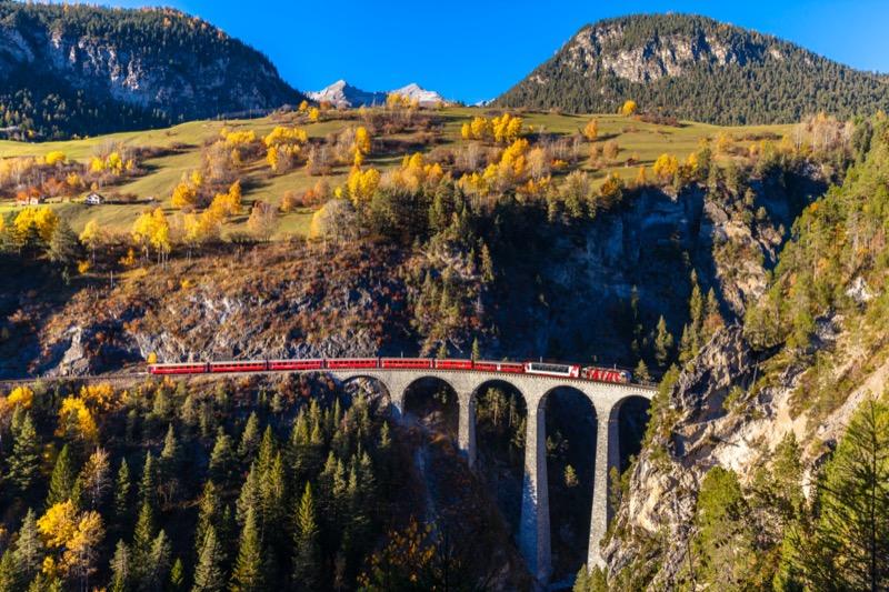 Svájc, St. Moritz, Glacier Express - OTP Travel Utazási Iroda