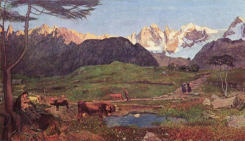 Svájc, St. Moritz, Segantini Múzeum - OTP Travel Utazási Iroda