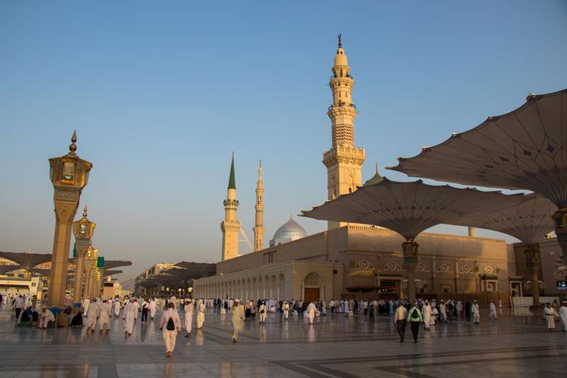 Szaud-Arábia | al-Maszdzsid al-Nabawi | - OTP Travel Utazási Iroda
