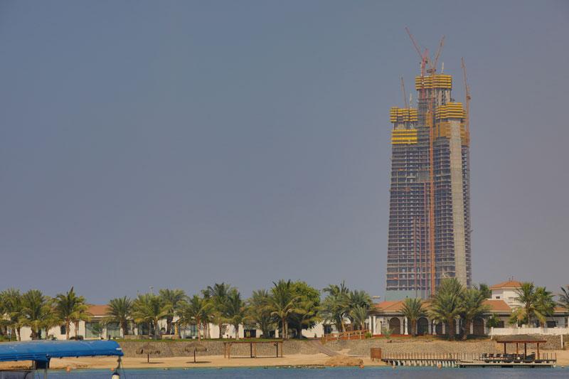 Szaud-Arábia   Dzsedda-torony   - OTP Travel Utazási Iroda