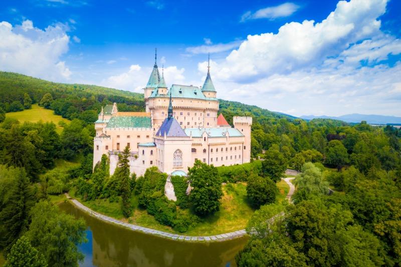 Szlovákia |bajmóci vár - OTP Travel Utazási Iroda