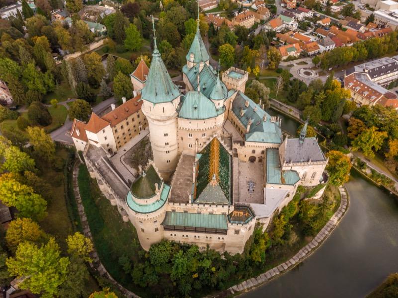 Szlovákia | bajmóci vár - OTP Travel Utazási Iroda