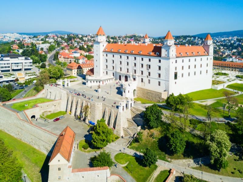 Szlovákia | Pozsony | Pozsonyi vár - OTP Travel Utazási Iroda