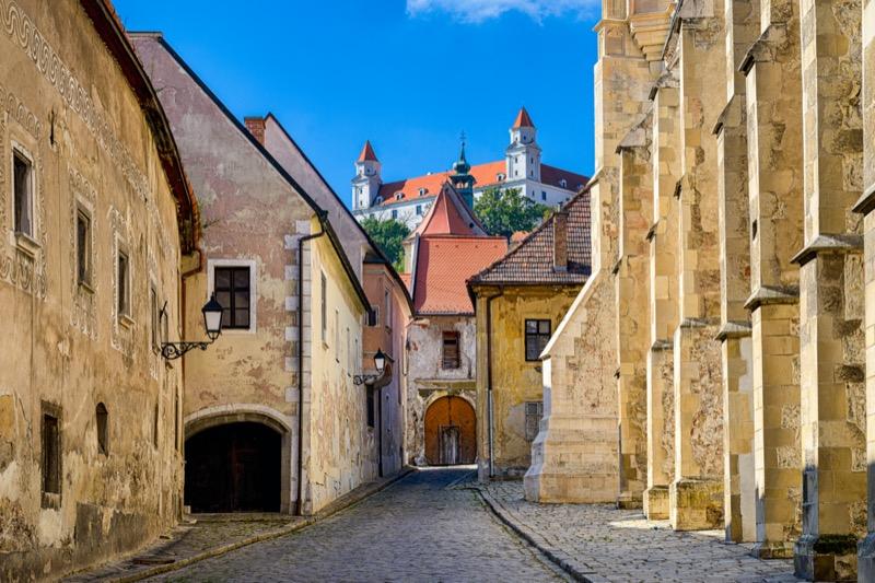 Szlovákia | Pozsony | Pozsony történelmi központja - OTP Travel Utazási Iroda