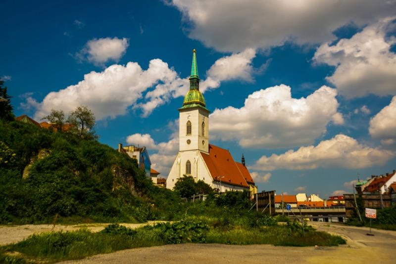 Szlovákia | Pozsony | Szent Márton-székesegyház - OTP Travel Utazási Iroda