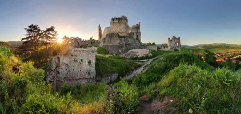 Szlovákia | Pozsony | Dévényi vár - OTP Travel Utazási Iroda