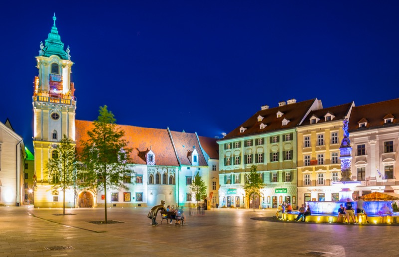 Szlovákia | Pozsony | Pozsonyi Régi városháza - OTP Travel Utazási Iroda