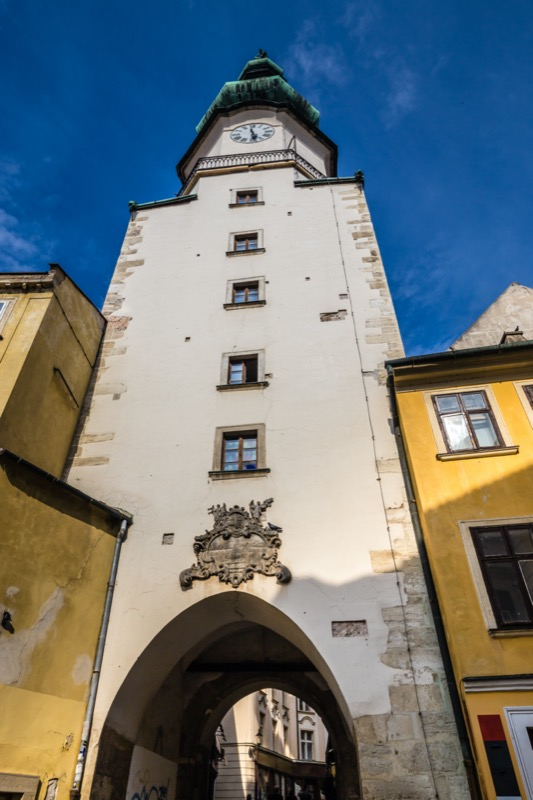 Szlovákia | Pozsony | Mihály kapuja - OTP Travel Utazási Iroda