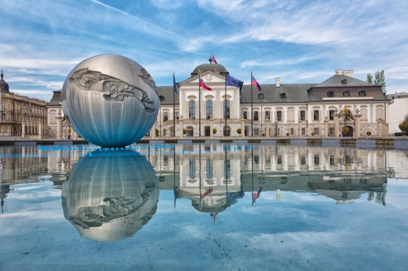 Szlovákia | Pozsony | Grassalkovich-palota - OTP Travel Utazási Iroda