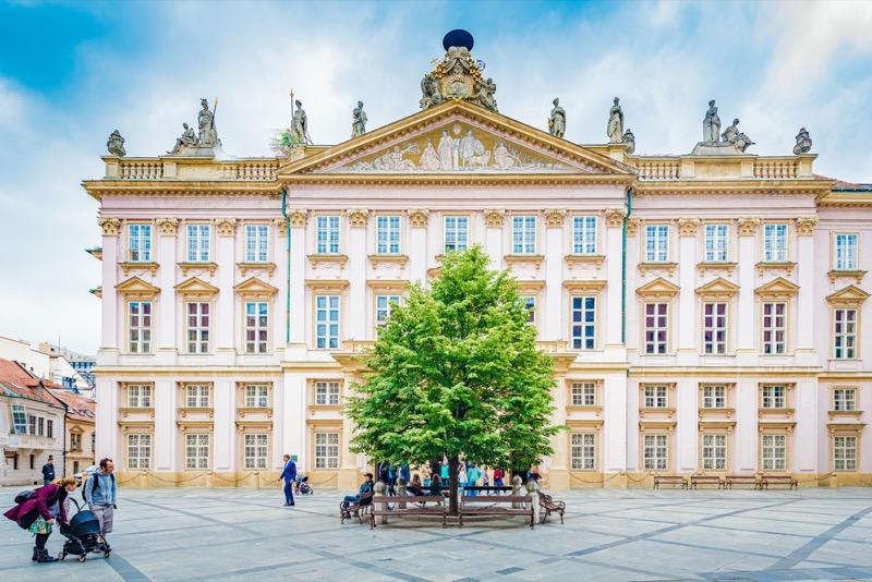Szlovákia | Pozsony | Prímási palota - OTP Travel Utazási Iroda