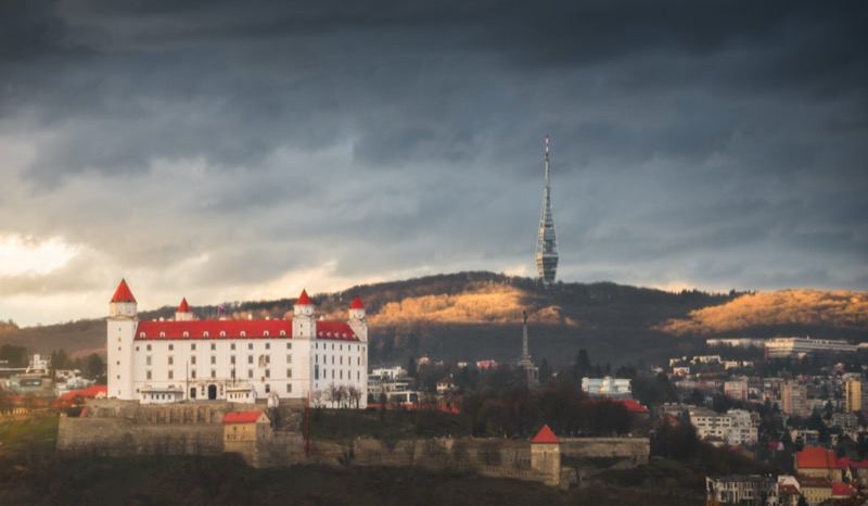 Szlovákia | Pozsony | Kamzík TV-torony - OTP Travel Utazási Iroda