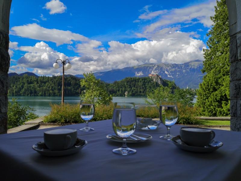Szlovénia, Bledi-tó, Kávé panorámával - OTP Travel Utazási Iroda