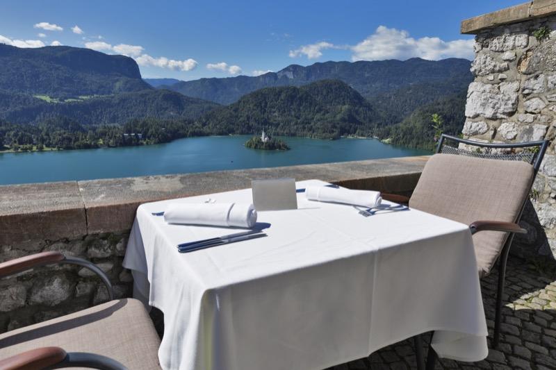 Szlovénia, Bledi-tó, Királyi ebéd a kastélyban - OTP Travel Utazási Iroda