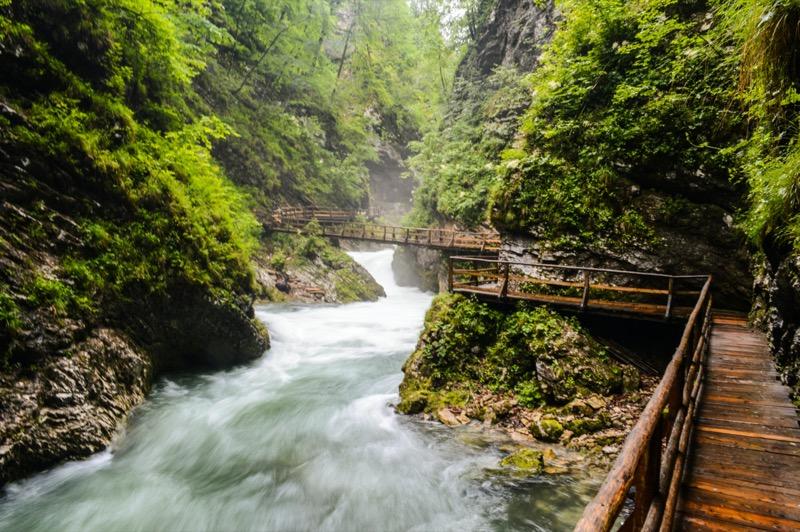 Szlovénia, Bledi-tó, Szurdok túra - OTP Travel Utazási Iroda