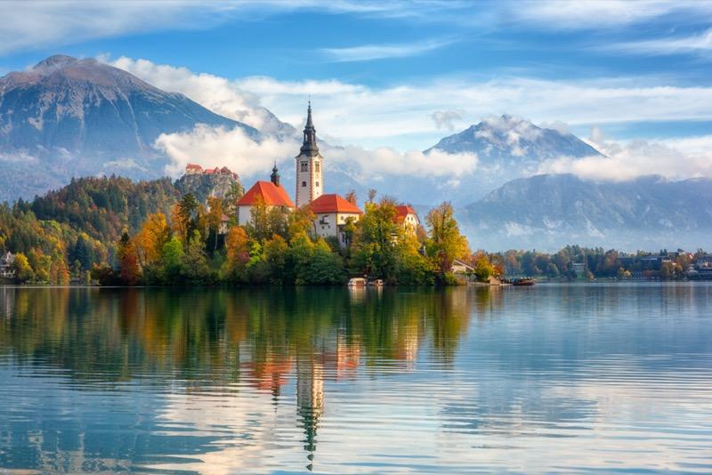 Szlovénia, Bledi-tó - OTP Travel Utazási Iroda