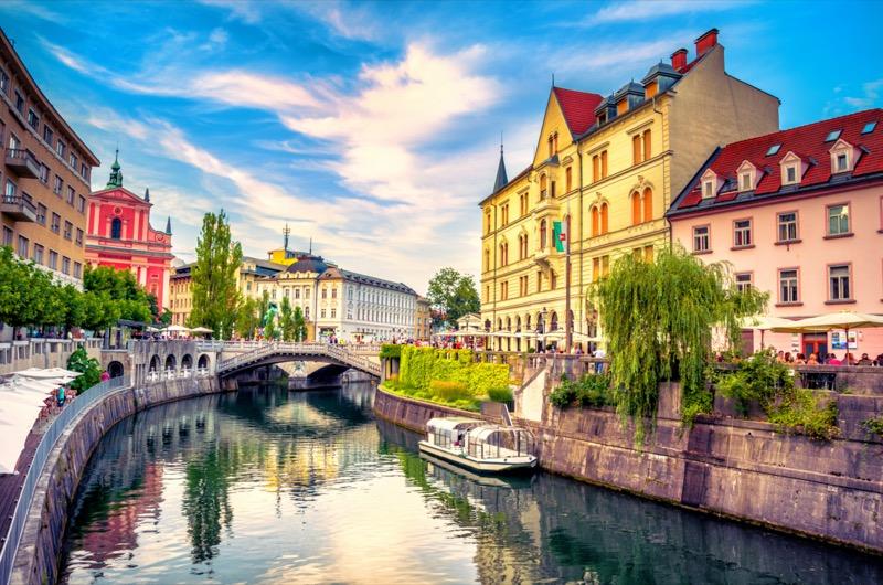 Szlovénia, Ljubljana - OTP Travel Utazási Iroda