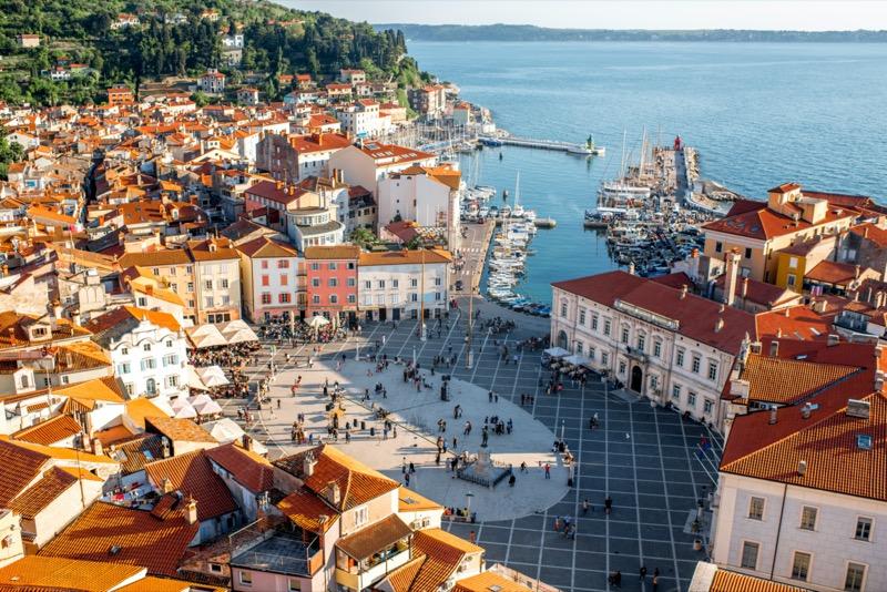 Szlovénia, Piran - OTP Travel Utazási Iroda
