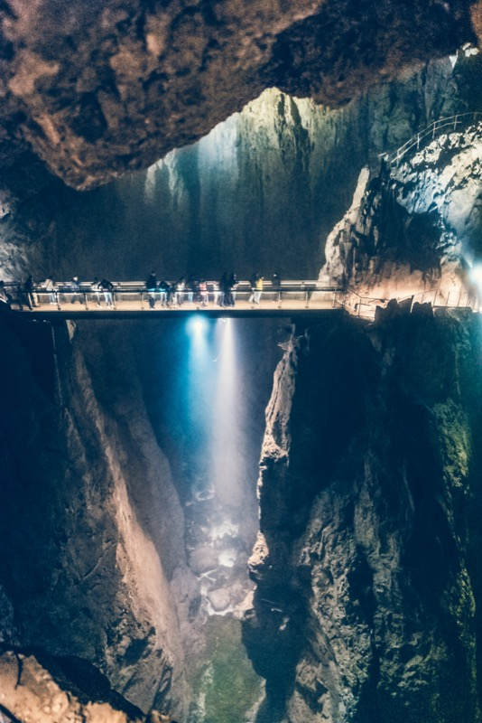 Szlovénia, Škocjan-barlangok - OTP Travel Utazási Iroda