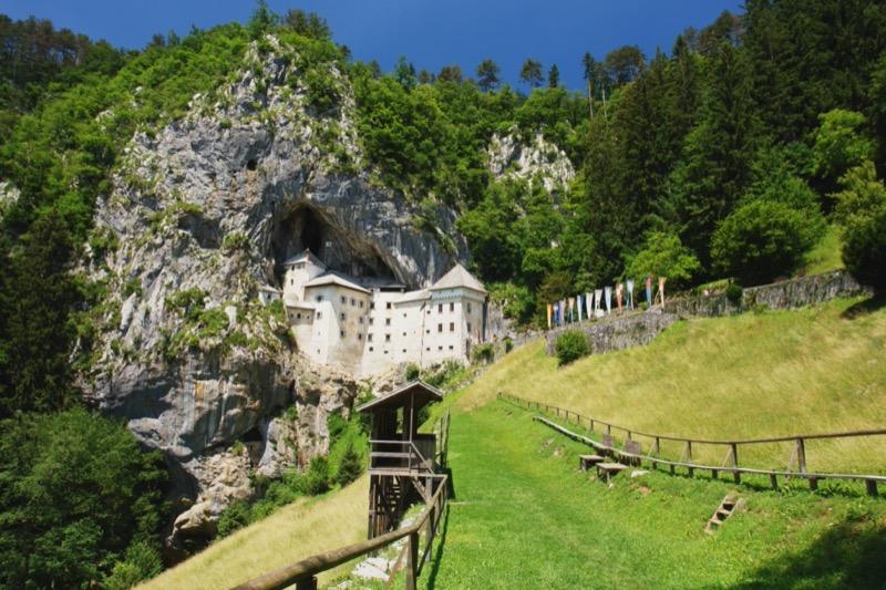 Szlovénia, Predjama-vár - OTP Travel Utazási Iroda