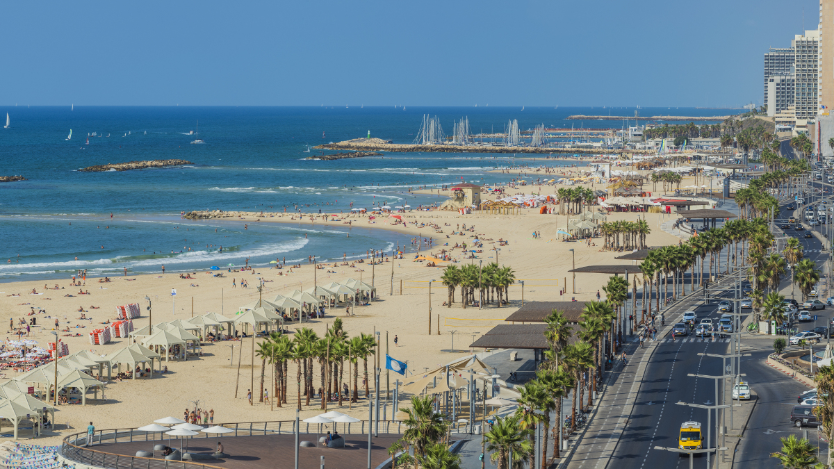 Tel Aviv top - OTP Travel