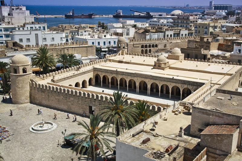 Tunézia | Szúza város | - OTP Travel Utazási Iroda