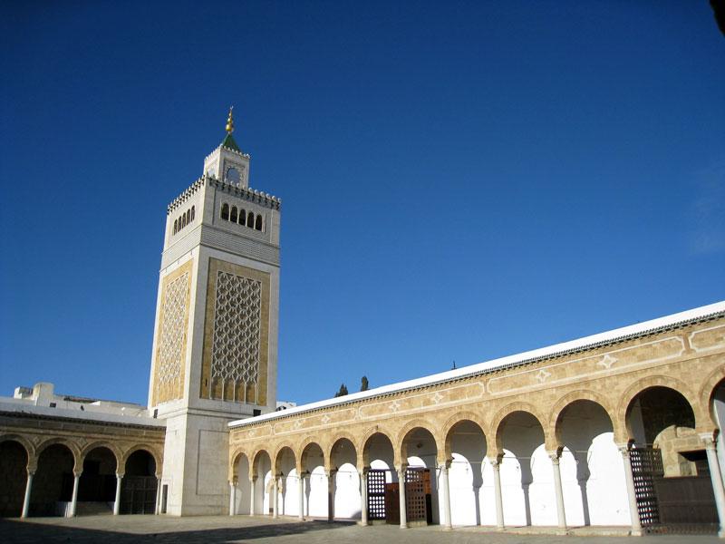 Tunézia | Szúzai nagymecset | - OTP Travel Utazási Iroda