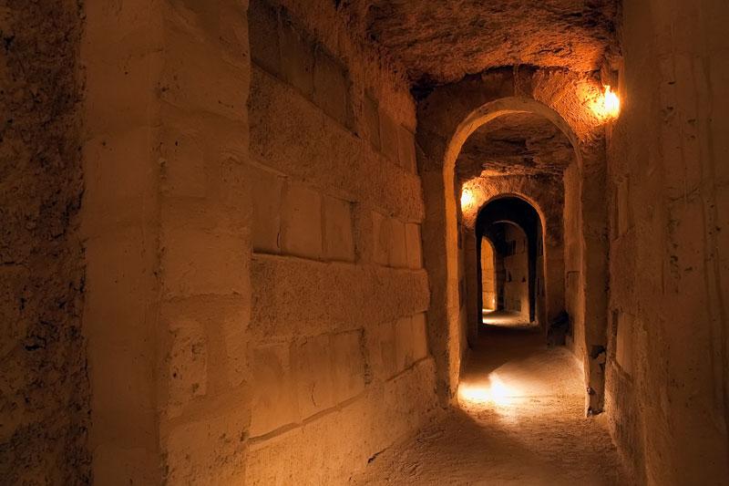 Tunézia | Ókeresztény katakombák, Szúza | - OTP Travel Utazási Iroda