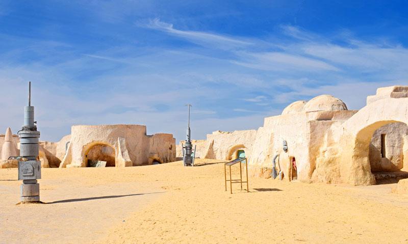 Tunézia   Tatooine   - OTP Travel Utazási Iroda