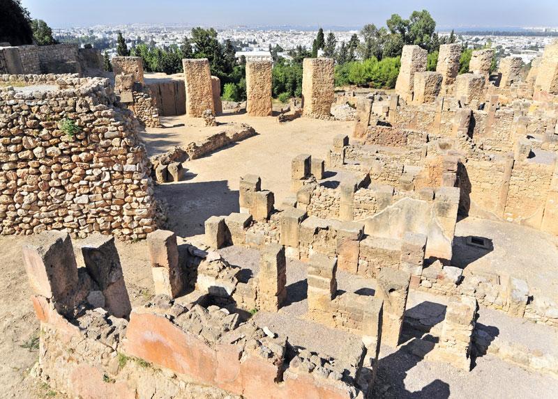 Tunézia   Karthágó   - OTP Travel Utazási Iroda