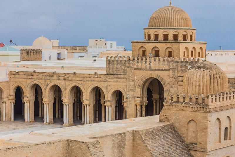 Tunézia   Kairouan   - OTP Travel Utazási Iroda