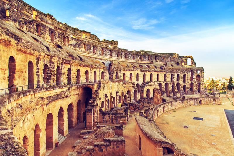 Tunézia | El Dzsem | - OTP Travel Utazási Iroda