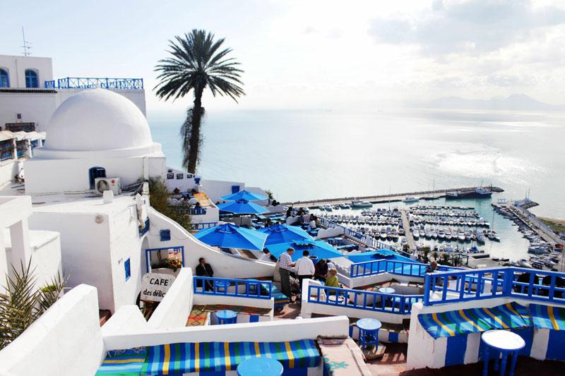 Tunézia | Sidi Bou Said | - OTP Travel Utazási Iroda