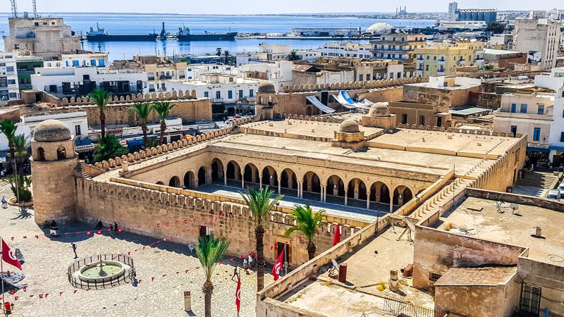Tunézia | Szúza, Medina | - OTP Travel Utazási Iroda