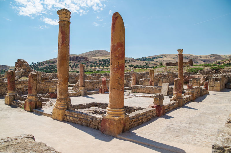 Tunézia | Bulla Regia | - OTP Travel Utazási Iroda