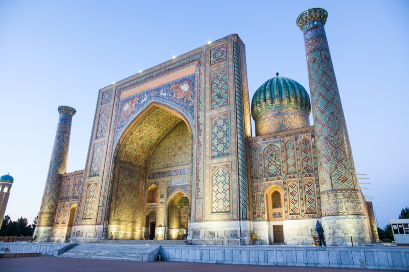 Üzbegisztán | Szamarkand - OTP Travel Utazási Iroda