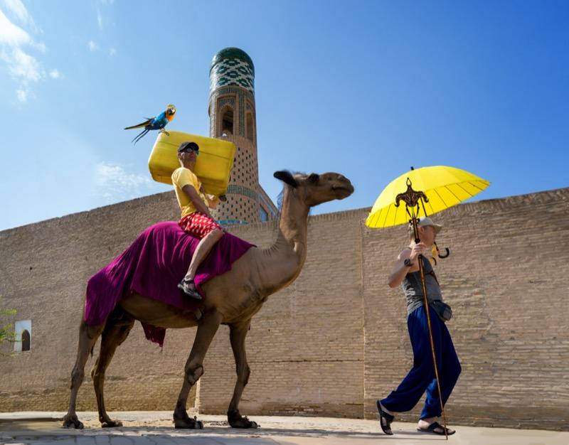 Üzbegisztán | teve - OTP Travel Utazási Iroda