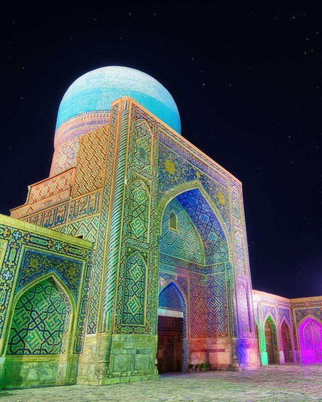 Üzbegisztán   1. Registan - OTP Travel Utazási Iroda